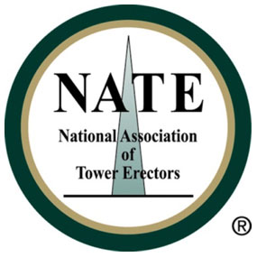 National Association of Tower Erectors NATE Logo